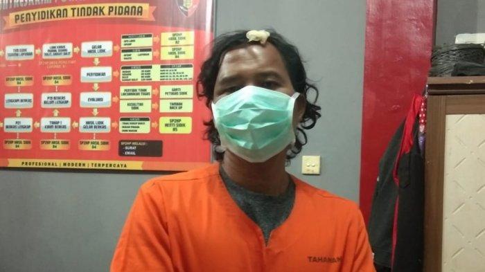 BS, driver ojol yang berupaya menjemput Rohingnya