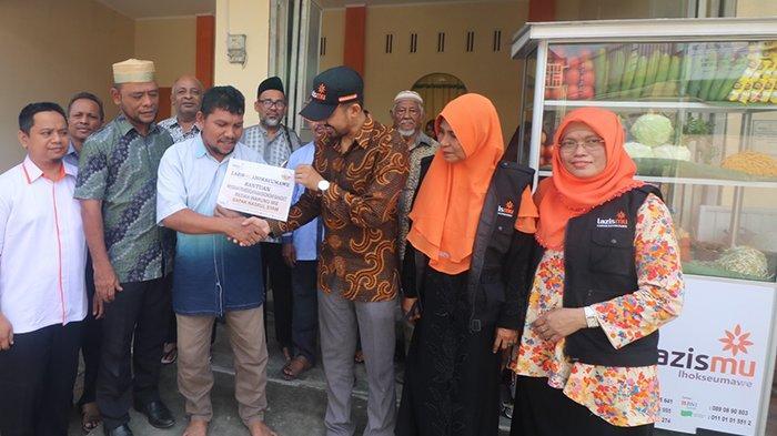 Kisah Penjual Mi Aceh di Lhokseumawe, Tinggal di Gubuk Hingga Dapat Bantuan Rumah