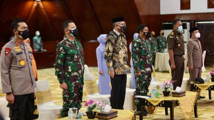 Karya Bakti TNI AU Ke-74 Diresmikan Secara Virtual
