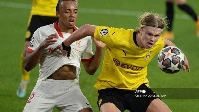 Live Streaming Dortmund Vs Sevilla, Ivan Rakitic Waspadai Erling Haaland