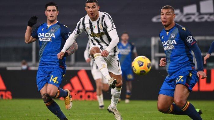 Hasil Liga Italia - Juventus Terlempar dari Empat Besar Klasemen Liga Italia