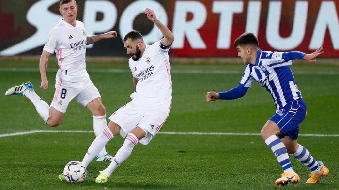 Malam Ini Duel Real Madrid Vs Eibar, Ancaman untuk Posisi Barcelona di Posisi 2 Klasemen