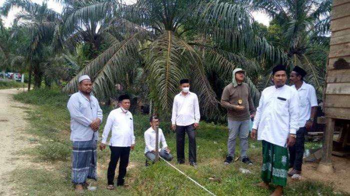 Kemenag dan BPN Percepat Sertifikasi Tanah Wakaf di Aceh Timur
