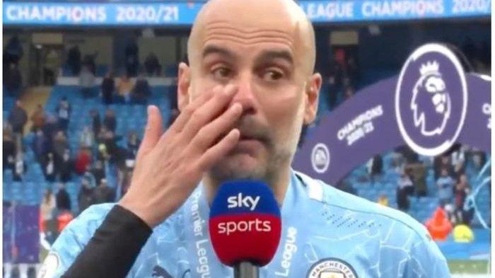 Rumor Terbaru, Pep Guardiola Jadi Alasan Sergio Aguero Tinggalkan Manchester City