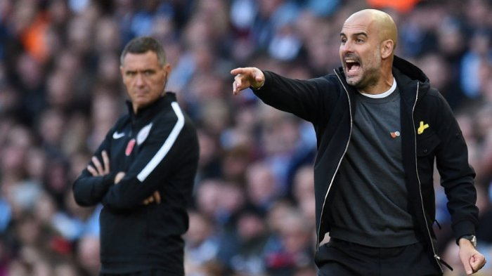 Duel Man United vs Man City Kamis Dini Hari Nanti, Pep Guardiola Bingung Kekurangan Pemain