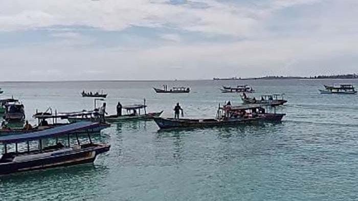 Pemancing dari Berbagai Daerah Meriahkan Pulau Banyak Fun Fishing