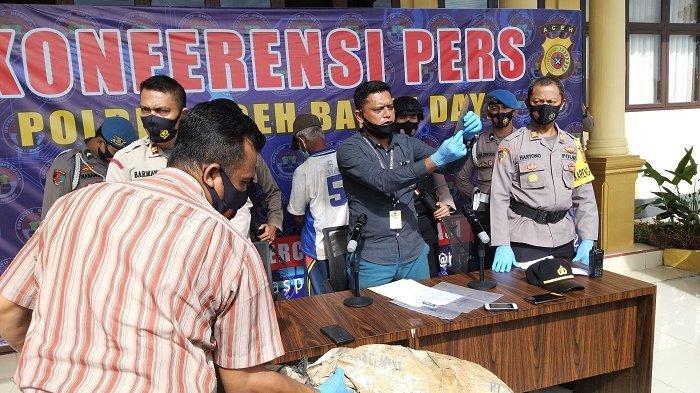 Petani Pemilik Mesin Pemotong Rumput Sempat Diwawancarai Wartawan, Begini Pengakuannya Saat Itu
