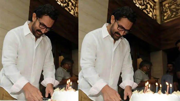 Perayaan Ulang Tahun Aamir Khan Selalu Libatkan Awak Media, Kareena Kapoor Unggah Foto Bersama