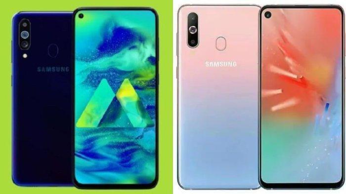 Perbedaan Spesifikasi Samsung Galaxy M40 & A60, Harganya Sama-sama Rp 4 Jutaan: Ketahui sebelum Beli