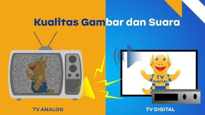 Layar Tipis & Datar Belum Tentu Digital, Ini Jenis TV yang Bisa Terima Siaran Digital, Cek Dahulu!