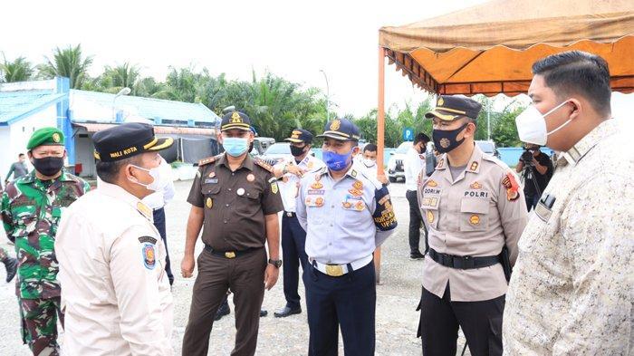 Pos Perbatasan Aceh-Sumut di Subulussalam Ditutup, Ini Kendaraan yang Bisa Melintas