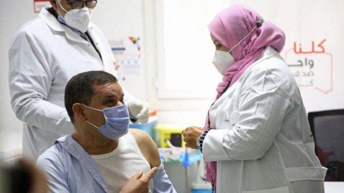 Libya Luncurkan Program Vaksinasi Massal Covid-19