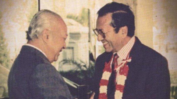 Pernah Bertemu Soeharto, Mahathir Mohamad: Saya Selalu Berbicara dari Hati ke Hati Dengan Pak Harto