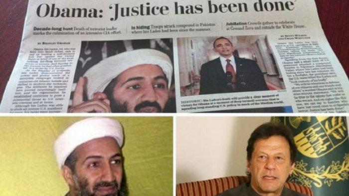 PM Pakistan, Imran Khan Sebut Osama bin Laden Sebagai Syuhada