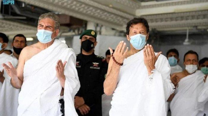 Perdana Menteri Pakistan Laksanakan Umrah di Masjidil Haram