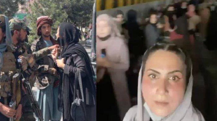 Buntut Unjuk Rasa Pecah di Kabul, Taliban Kunci Perempuan Afghanistan di Ruang Bawah Tanah
