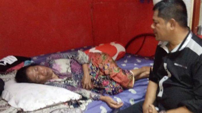 Perempuan Asal Bireuen Alami Lumpuh di Malaysia, Warga Aceh Galang Dana untuk Pemulangan