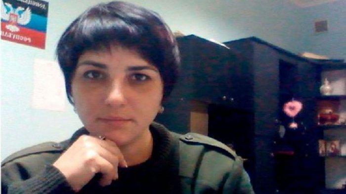 Karena Jebakan Cinta, Komandan Tank Perempuan Pemberontak pro-Rusia Membelot ke Ukraina