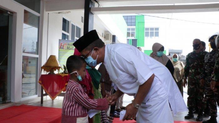 Tingkatkan Pelayanan Kesehatan Masyarakat, Bupati Aceh Barat Resmikan Gedung Baru Puskesmas Meureubo