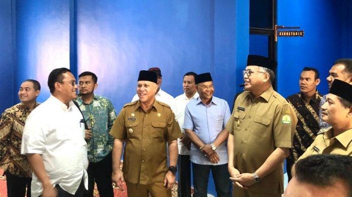 Menghadapi Bencana Plt Gubernur Aceh Bilang Tak Ada Superhero