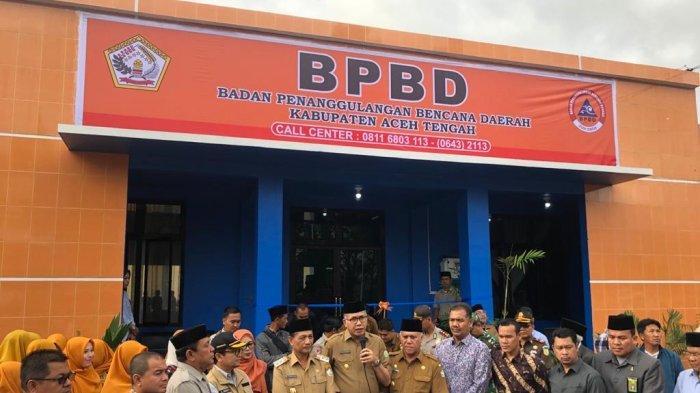 Plt Gubernur Aceh: Dalam Menghadapi Bencana tidak Ada Superhero