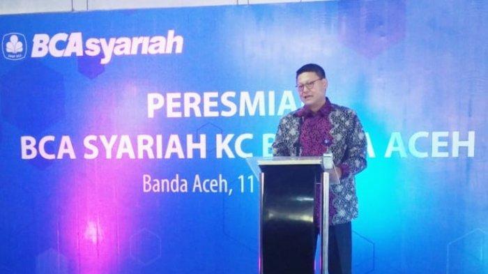 BCA Syariah Hadir di Banda Aceh, Juga Layani Setoran Biaya Haji