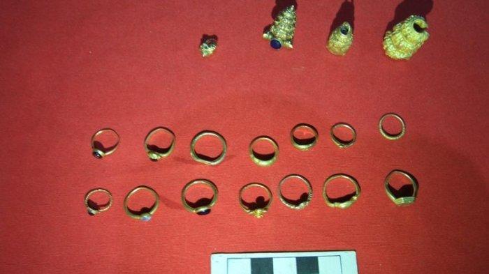 Kisah Pedagang Emas Biasa yang Tampung Harta Karun Diduga Peninggalan Kerajaan Sriwijaya