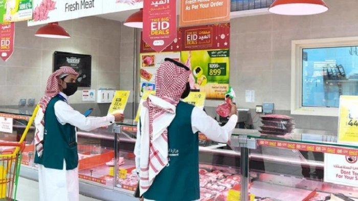 Arab Saudi Tutup 49 Gerai Komersial, Langgar Protokol Kesehatan Covid-19