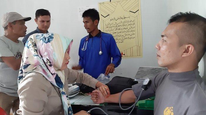 Dinkes Aceh Tenggara Turunkan Tenaga Medis, Ini Jumlah Puskesmasnya