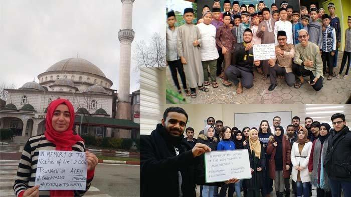 Mengenang 15 Tahun Tsunami Aceh, Cahaya Aceh Serukan Tagar #SolidarityDay dan #CareDay