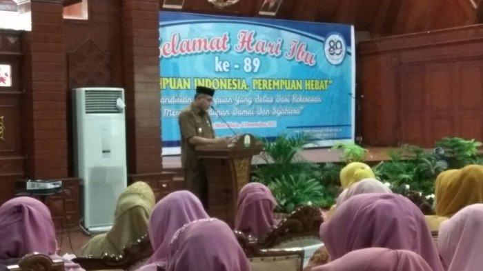 Ketika Hari Ibu Jadi Ajang Penyampaian Aspirasi Kaum Perempuan Kepada Wagub Aceh