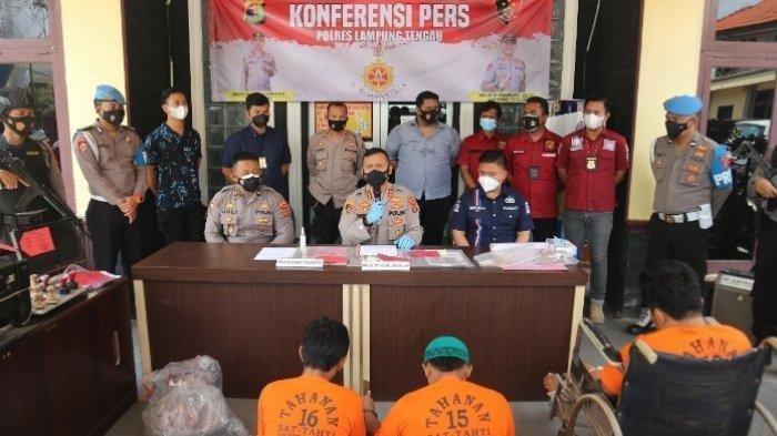 Kronologi Suami Bunuh Istri di Lampung, Dipukul Pakai Balok Kayu Dalam Mobil, Jasad Dibuang ke Sumur