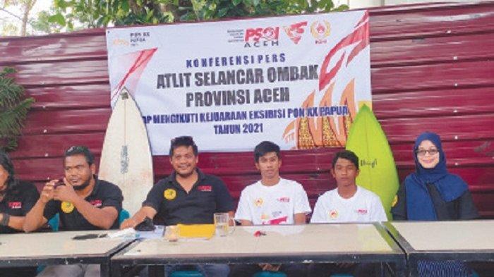 Aceh Kirim Dua Peselancar ke PON Papua