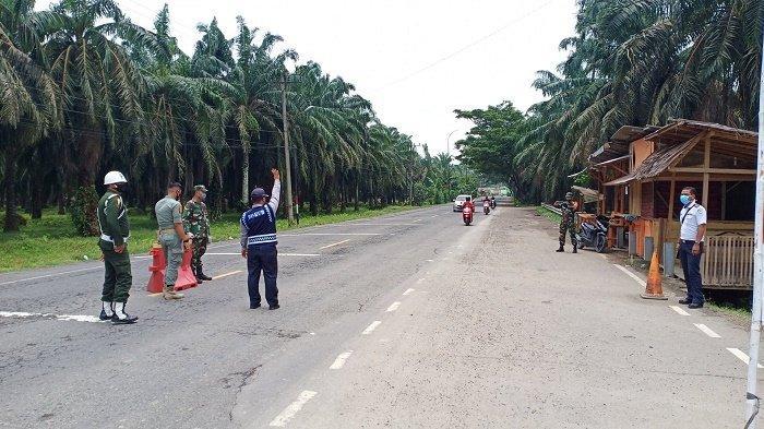Aceh Tamiang Mulai Perketat Arus Masuk di Perbatasan