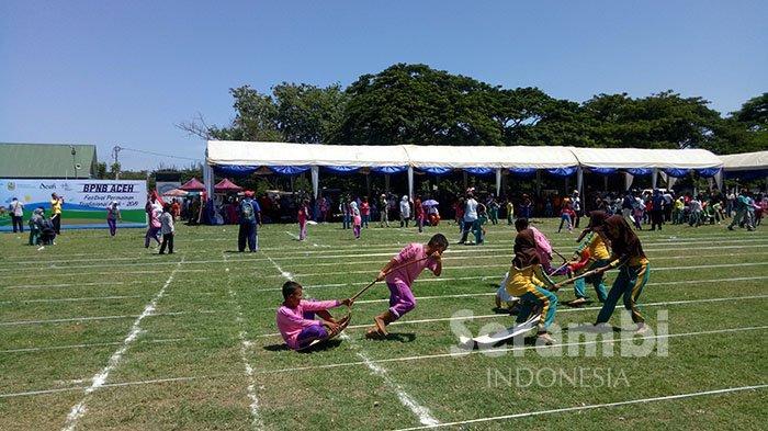 Aceh Miliki 200 Jenis Permainan Tradisional Sebagian Terancam Punah Serambi Indonesia