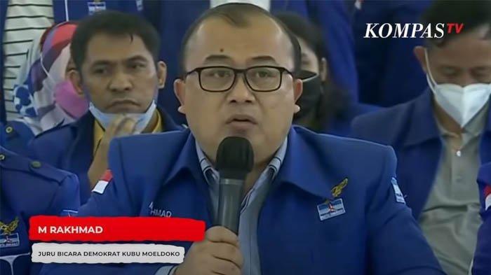 Permintaan Maaf Demokrat Kubu Moeldoko sampai Sebut SBY dan AHY Seakan Pihak Yang Terzalimi