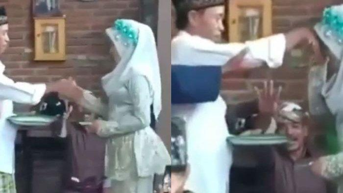 VIRAL Kakek Nikahi Gadis Berusia 16 Tahun, Netizen: Pantes Cowok Muda Banyak yang Jomblo