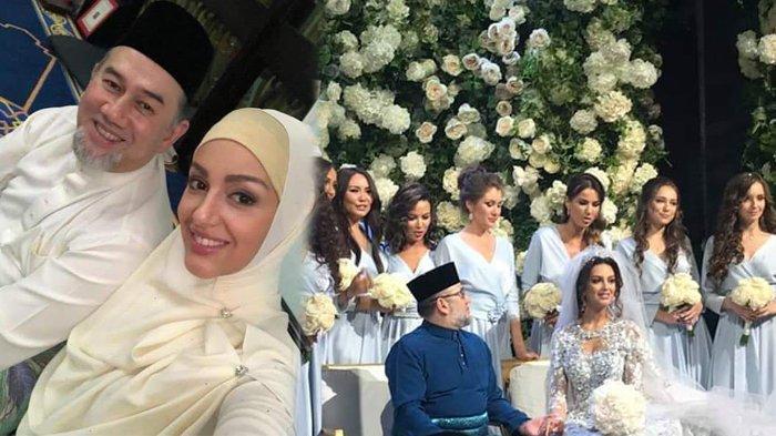 Baru 2 Bulan Menikah dan Mundur Jadi Raja Malaysia, Rumah Tangga Sultan Muhammad V Dikabarkan Retak