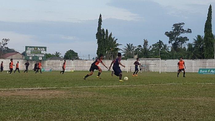 Tamiang United FC dan Persidi Aceh Timur Tambah Tiga Poin