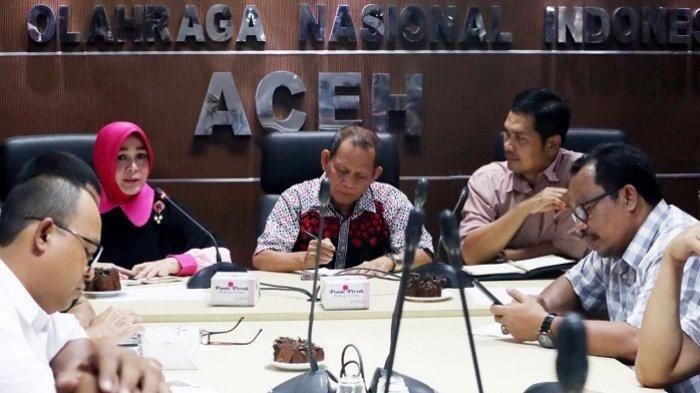 KONI Minta DPR Kawal Aceh, Sebagai Tuan Rumah PON 2024