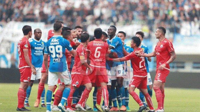 18 Klub Liga 1 Minta PSSI Kembali Lanjutkan Kompetisi Pada 5 Oktober 2018