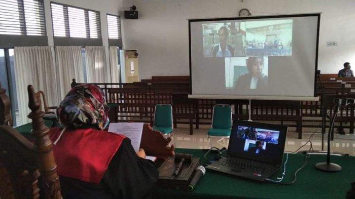 Persidangan di Pengadilan Negeri Banda Aceh Tak Terganggu oleh Wabah Corona