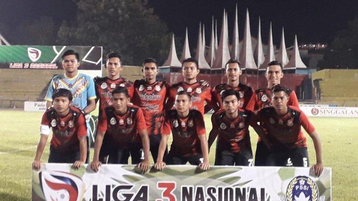 Hasil Liga 3 - Persidi Idi Lolos Ke Babak 8 Besar, Kiper Mahendra Halau 2 Tendangan Karo United
