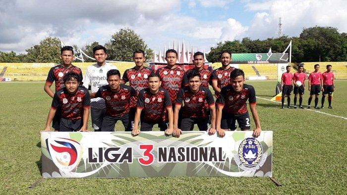 Liga 3 Nasional di Padang, Persidi Idi Taklukan Kepri Jaya 2-0