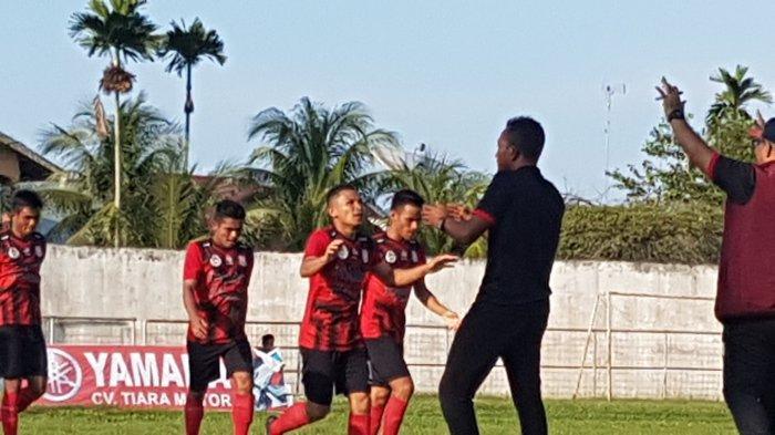 Babak Enam Besar Liga 3 PSSI Aceh, Ini Skor Babak Pertama PSBL Langsa Vs Persidi Idi Aceh Timur