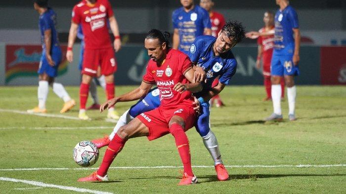 Persija Frustasi dengan Hasil Imbang Lawan PSIS Semarang, Berikut Klasemen Sementara Liga 1 2021