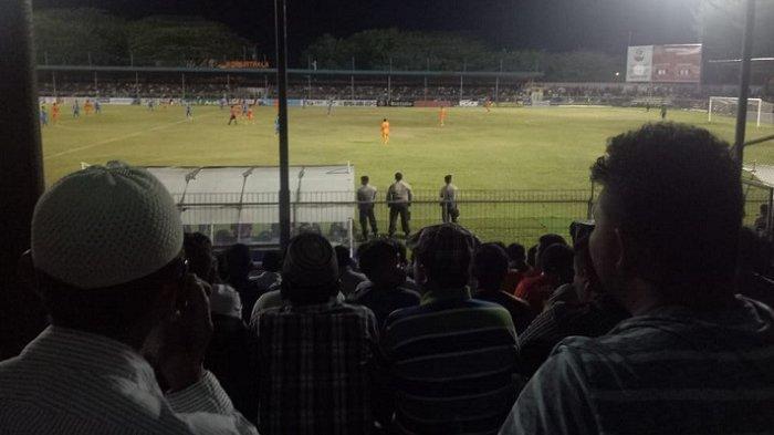 Babak I: Defri Riski Bawa Persiraja Ungguli Blitar Bandung United
