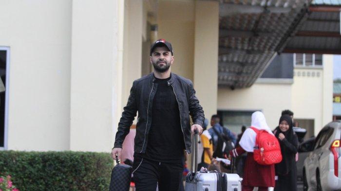 Persiraja Kembali Kedatangan Pemain Asing Samir Ayass, Mantan Pemain Timnas Bulgaria dan Lebanon