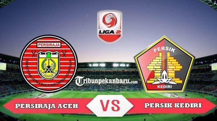 Hasil Semifinal Liga 2 Persiraja Vs Persik - 90 Menit tanpa Gol, Kedua Tim Dipaksa Main Extra Time