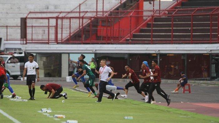 Dikalahkan Persiraja Hingga Gagal ke Liga 1, Pemain Sriwijaya FC Menangis, Pelatih Minta Maaf